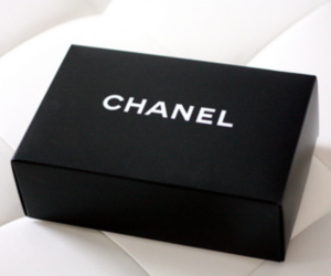 chanel, luxury, and black image
