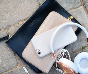 beats, purse, and wallet image