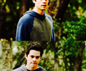 teen wolf, dylan o'brien, and 5x09 image