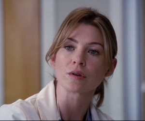 ellen pompeo, meredith grey, and grey's anatomy image
