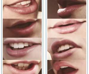 lips and Harry Styles image