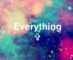 everything and galaxy image