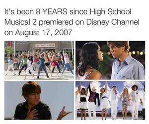 high school musical, ashley tisdale, and disney image
