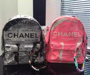 accessories, backpack, and girls image