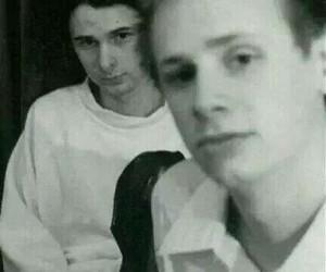 Dominic Howard, Matt Bellamy, and muse image