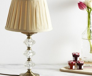 floor lamp, table lamp, and bedside lamps image