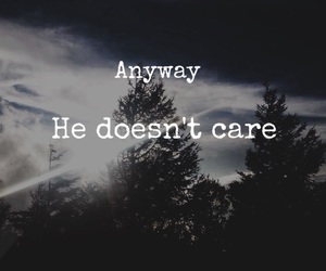 care, it hurts, and i will be fine image