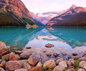 beautiful and mountains image