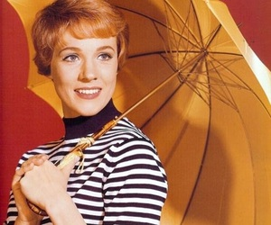 beautiful, julie andrews, and young image