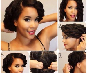 beauty, hairstyle, and how to image