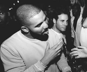 Drake, boy, and ovo image