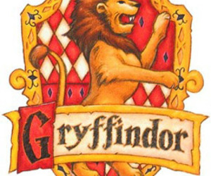 magic, witchcraft and wizardry, and gryffindor image