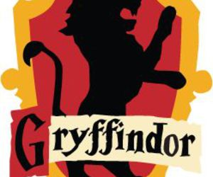 gryffindor, wizard, and harry potter image