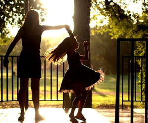 dance, mother, and photography image