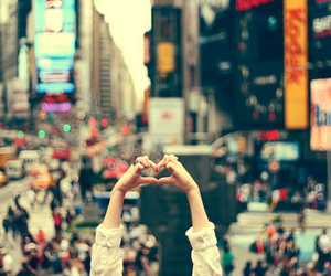 love, heart, and city image