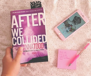 book, fanfic, and love image