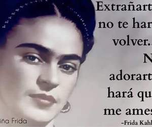 Frida, frida kahlo, and extranar image