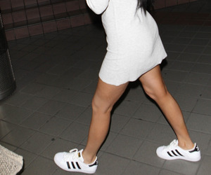 adidas, kylie jenner, and white image