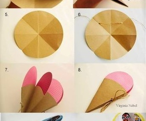 diy, tutorial, and ice cream image