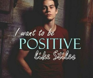 teen wolf, dylan o'brien, and positive image