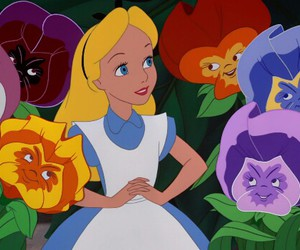 alice, beautiful, and mad image