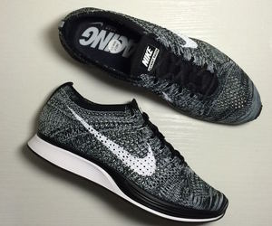 nike, nike flyknit racer, and yourderry.com image