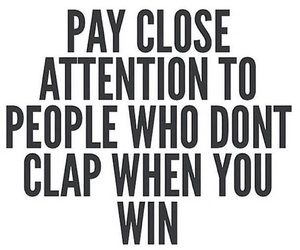 quotes, clap, and people image