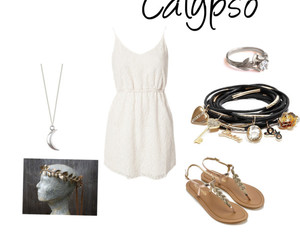 Calypso, clothes, and fashion image