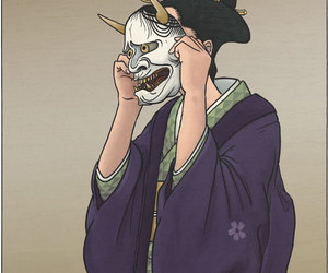 culture, japanese, and demon image