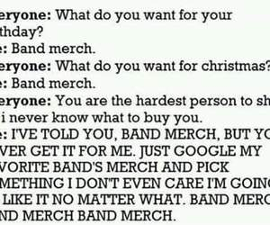 band and band merch image