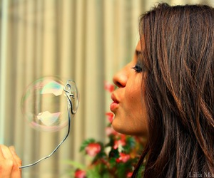 beautiful, bubbles, and life image