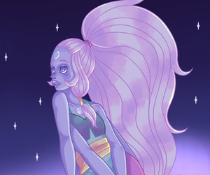 opal and steven universe image