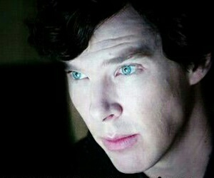 beautiful eyes, eyes, and benedict cumberbatch image