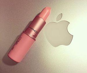 mac, apple, and make up image