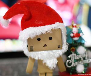 christmas and danbo image
