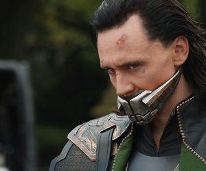 Avengers, tom hiddleston, and loki image