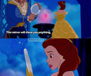 disney and mirror image