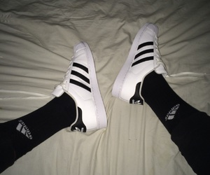 adidas, dope, and shoes image
