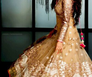 bollywood, dress, and indian image