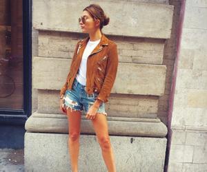 fashion, hailey baldwin, and style image