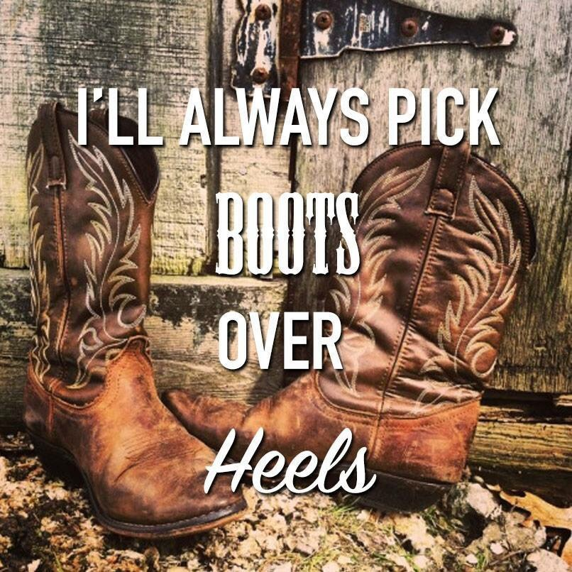 Image about boots in country by Janaika Feys on We Heart It