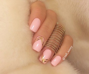 beautiful, fur, and nails image