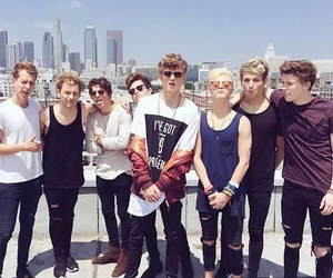 the vamps, the tide, and james mcvey image