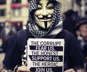 anonymous and corrupt image