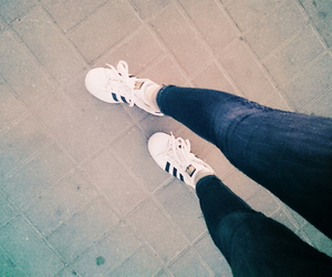 adidas, casual, and style image
