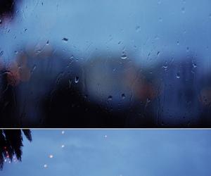 rain, indie, and city image