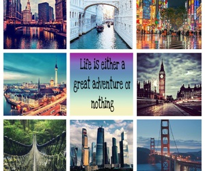 adventure, places, and travel image