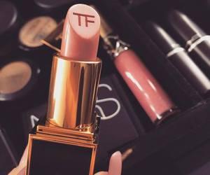 lipstick, fashion, and beauty image
