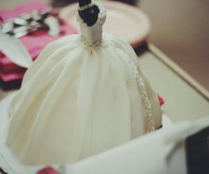 cake, food, and wedding image