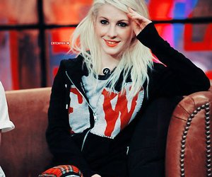 hayley williams, paramore, and blonde image